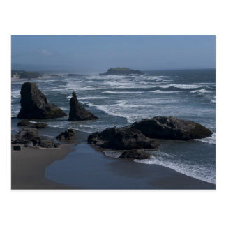 Costa de Oregon Tarjetas Postales