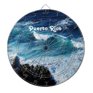 Costa de Puerto Rico Tablero De Dardos