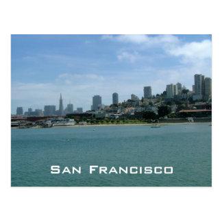 Costa de San Francisco Postales