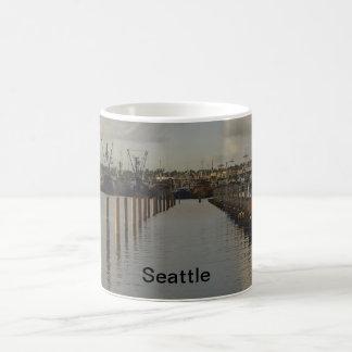 Costa de Seattle Taza