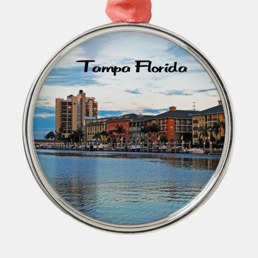 Costa de Tampa la Florida Ornamentos Para Reyes Magos