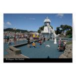 Costa de Wellington. Tarjeta