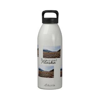 Costa del Alaskan de la CA Botellas De Beber