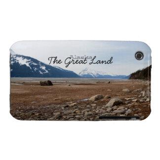 Costa del Alaskan de la CA iPhone 3 Cobertura