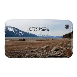 Costa del Alaskan de la CA iPhone 3 Funda