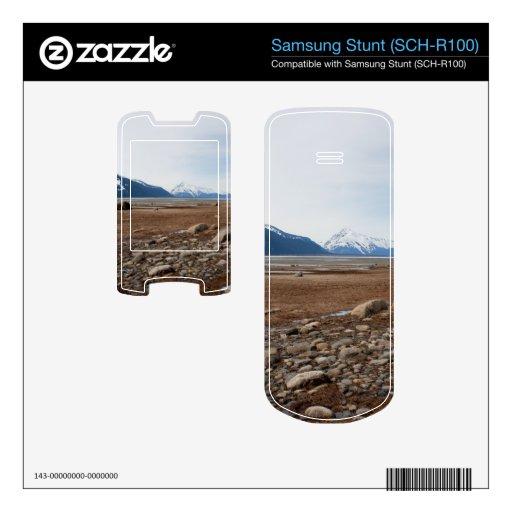 Costa del Alaskan de la CA Samsung Stunt Calcomanía