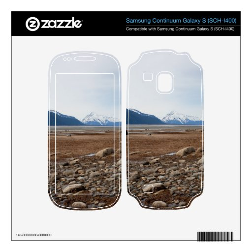 Costa del Alaskan de la CA Samsung Continuum Skins
