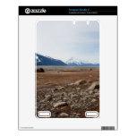 Costa del Alaskan de la CA Calcomanías Para Kindle 2