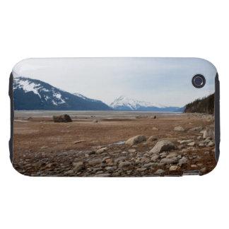 Costa del Alaskan de la CA Tough iPhone 3 Carcasas