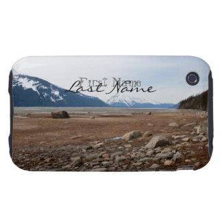 Costa del Alaskan de la CA Tough iPhone 3 Protectores