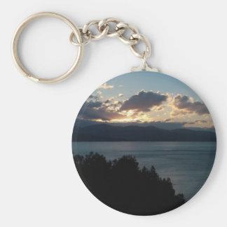 Costa del Cilento custom key chain