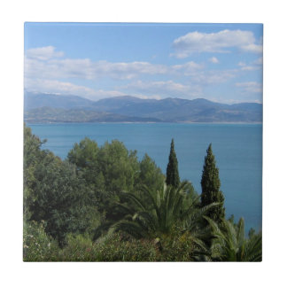 Costa del Cilento custom tile
