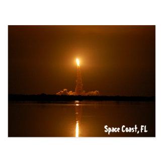 Costa del espacio FL Postal
