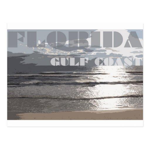 Costa del Golfo de la Florida Postal
