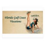 Costa del Golfo de la Florida Postales