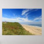Costa del nacional de Cape Cod de la playa del far Impresiones
