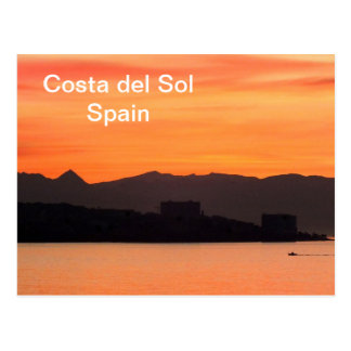 Costa del Sol, España Postal