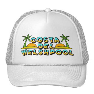 Costa del Welshpool Gorra