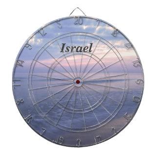 Costa israelí tablero dardos