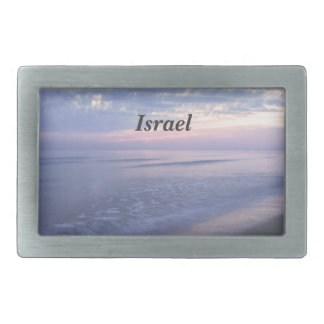 Costa israelí hebilla de cinturón rectangular