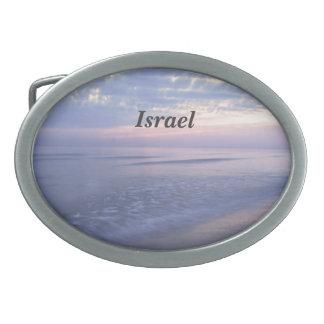 Costa israelí hebillas de cinturón