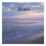 Costa israelí poster