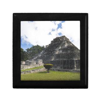 Costa Maya Chacchoben Mayan Ruins Keepsake Box