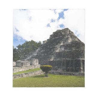 Costa Maya Chacchoben Mayan Ruins Notepad