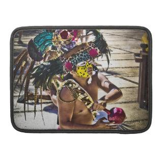 Costa Mayan Ritual Sleeve For MacBooks