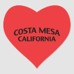 Costa Mesa California Sticker