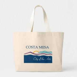 Costa Mesa Flag Tote Bag