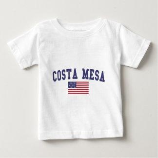 Costa Mesa US Flag T-shirt