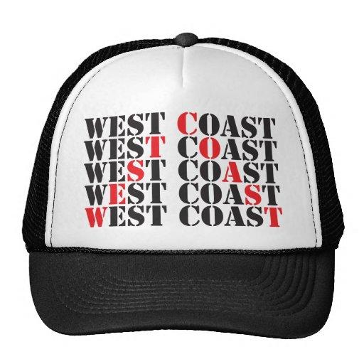 costa oeste black.png rojo gorra
