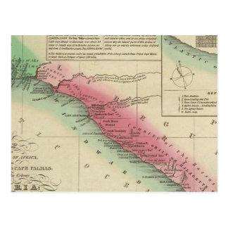Costa oeste de África, del Sierra Leone Postales