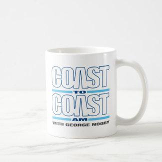 Costa para costear la tazas de café