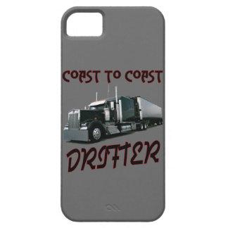 Costa para costear la trainera iPhone 5 cobertura