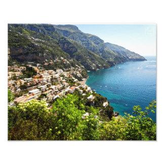 Costa Positano Italia de Amalfi