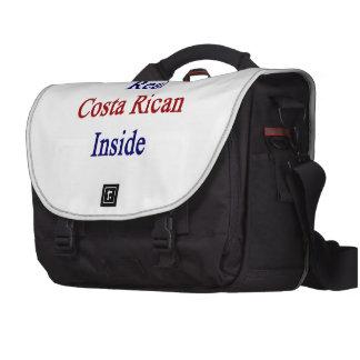 Costa real Rican dentro Bolsas Para Portátil