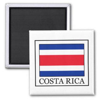 Costa Rica 2 Inch Square Magnet