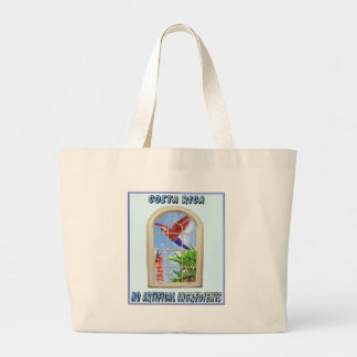 Costa Rica Jumbo Tote Bag