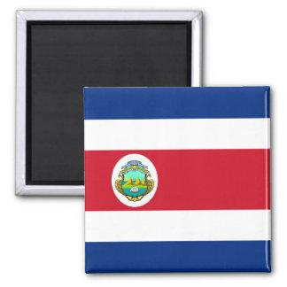 Costa Rica - bandera nacional de Rican de la costa Imanes