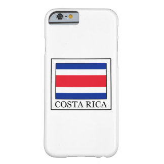 Costa Rica Barely There iPhone 6 Case