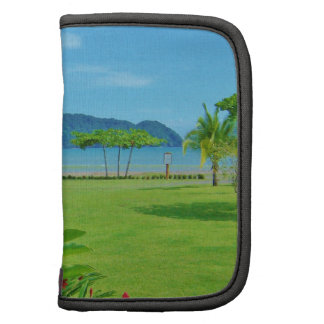Costa Rica beach outdoor Folio Planner