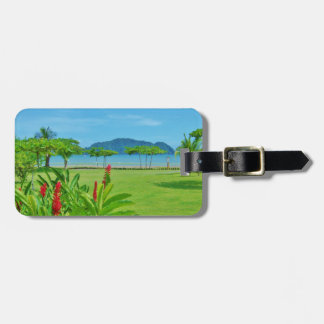 Costa Rica beach outdoor Tag For Bags
