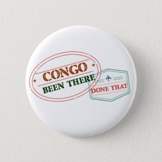 Costa Rica Been There Done That Pinback Button