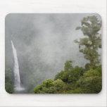 Costa Rica, bosque de la nube en montañas acerca a Alfombrillas De Ratón