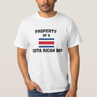Costa Rica Boy T-Shirt