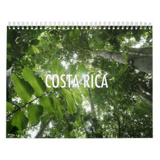 Costa Rica Calendar
