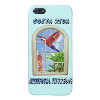 Costa Rica Case For iPhone 5/5S