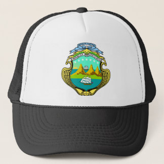 Costa Rica coat of arms Trucker Hat